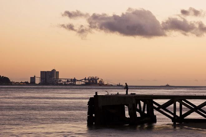 À pesca 2 - Lisboa