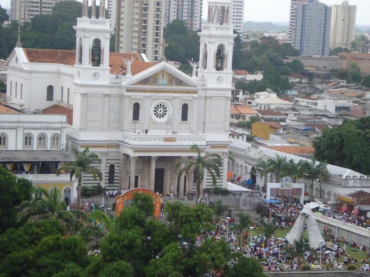 BASILICA DE NOSSA SENHORA DE NAZARÉ - BELÉM DO PARÁ