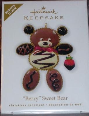 I Love You Bear Hallmark. I took a look at ebay to see