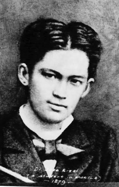early life of jose rizal Jose goes to binan early school in binan life & studies in ateneo jose rizal's son a brief biography.