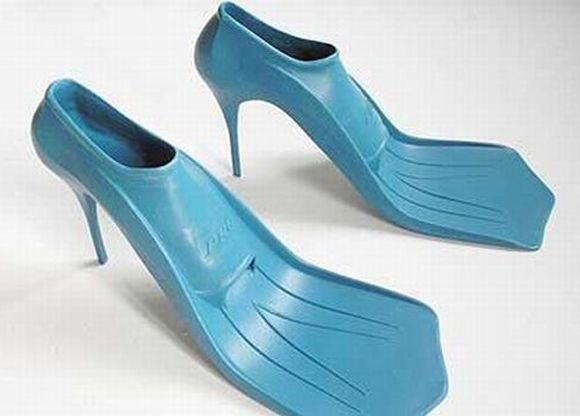 SylKs Playground The 20 Weirdest Shoes In World