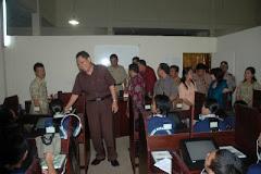 """Berbagai Keterampilan Untuk Warga Belajar Paket A,B, dan C """"Saraswati"""" UPT SKB Kota Denpasar"""
