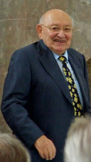 Rabatzki a.k.a. Marcel Reich-Ranicki