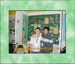Cena Prírodovedeckej fakulty UK za najlepší vedecký projekt prezentovaný na FVT 2008