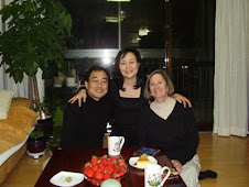 Me with Hye Jung and Rev. Lee