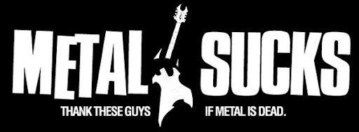 Metalsucks - Metal Rocks, but Rock doesn't Metal.