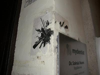 Budapest, V. kerület, Belváros, Váci utca, streetart, street art, blog, Hungary,  plakát, Magyarország
