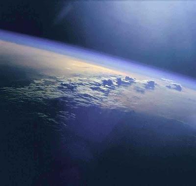 27 gigapixel, Earth, Föld, sky, ég