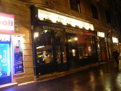olasz, étterem,  pizzeria, Budapest, Okay Italia, pizzéria, Budapest, blog, Magyarország, Hungary, XIII. kerület, Szent István krt, körút, Nagykörút