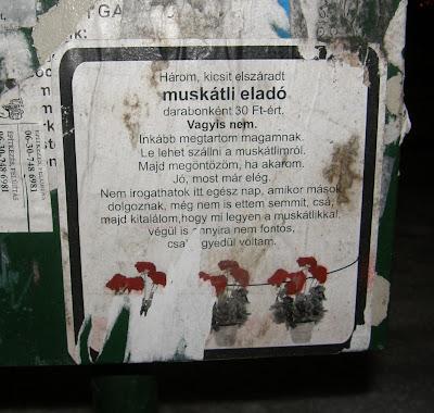 Kétfarkú Kutya Párt, Szilágyi Erzsébet fasor, XII.kerület, street-art, public art, Budapest, Városmajor, blog, plakát, vicces