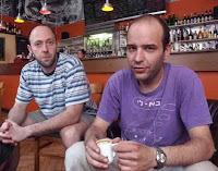 Kautezky Dávid és Stern Péter
