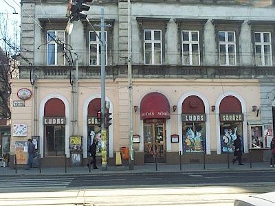 Ludas söröző, IX. kerület, Ferencváros, Vámház Körút, Budapest, Hungary