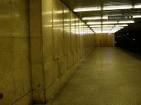 Ecseri út, kék metró, M3, metró, metrómegálló, subway, metróállomás, U-bahn, Automatic Monitoring  Station for Extraterestrials, haltestelle, graffiti, városvédő, városvédelem