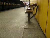 Budapest, Hungary, Pöttyös utca, kék metró, M3, Magyarország, metró metróállomás, metrómegálló, Pöttyös utca, subway, fotó, képek, pictures