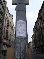 Pécs, Sugár Meliton, Budapest, underground, street art, utcaművészet, IX. kerület, plakát