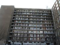 Budapest, Körösi Csoma Sándor út, lakótelep, panel, X. kerület