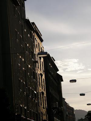1945, 1956, Alsó Budai rakpart, belővések, Csalogány utca, golyónyomok, háború, naplemente, sunset, Budapest,  Viziváros, war, háború, háborús övezet