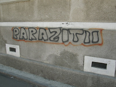 Paraziţii, parazitii, rap, Romania, horrorcore, hip-hop, band, graffiti, tag, bubble, Kolozsvár, Románia