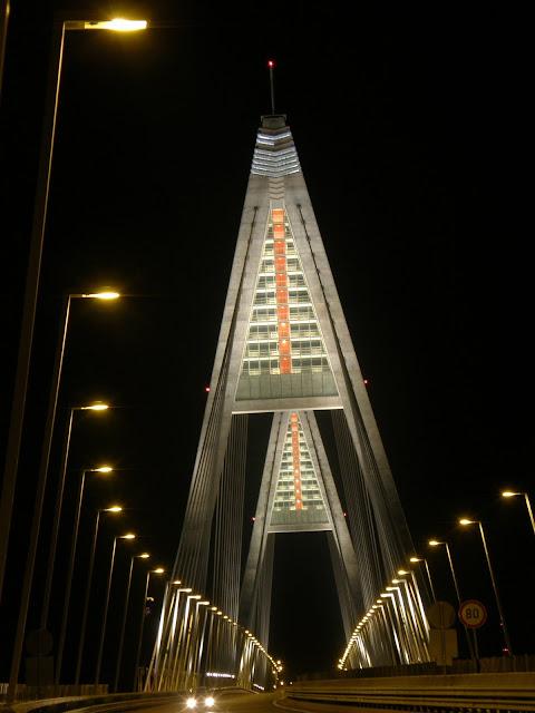 Apáthy Endre, bridge, Budapest, Dunakalász, Hídépítő, Megyeri híd, MO autópálya, Nagy Elek, STRABAG, Újpest