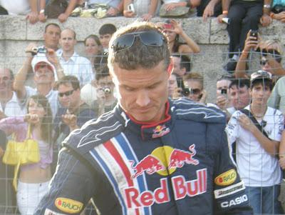 David Coulthard, Budapest, Formula 1