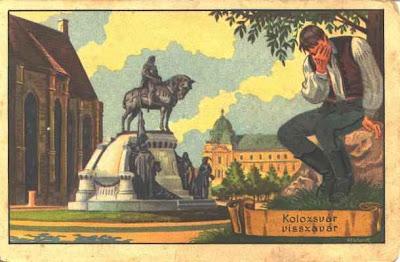 alt, carte postala, Cluj, Erdély, Kolozsvár, képeslap, postcard, régi, ansichtskarten, Clausenburg, postcarten