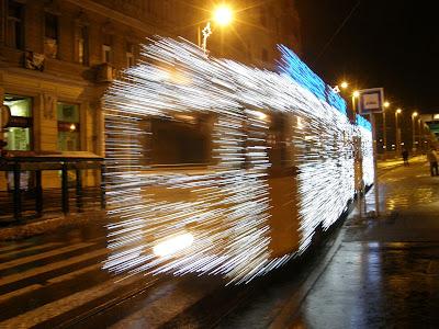 Budapest, Szent István körút, V. kerület, Budapest, belváros, tömegközlekedés, villamos, BKV