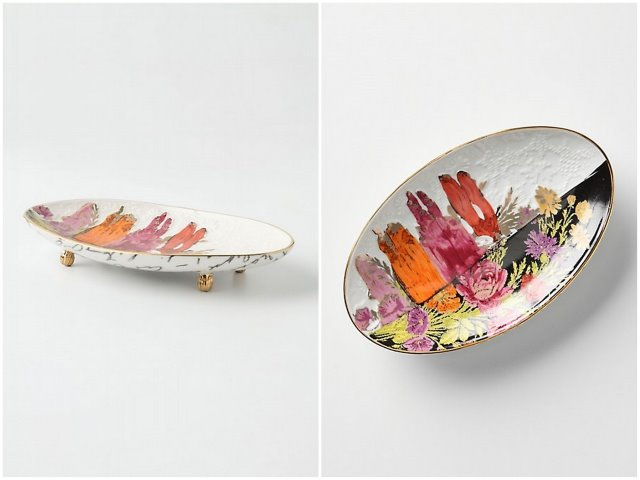 Anthropologie Gravity's Grasp Soap Dish