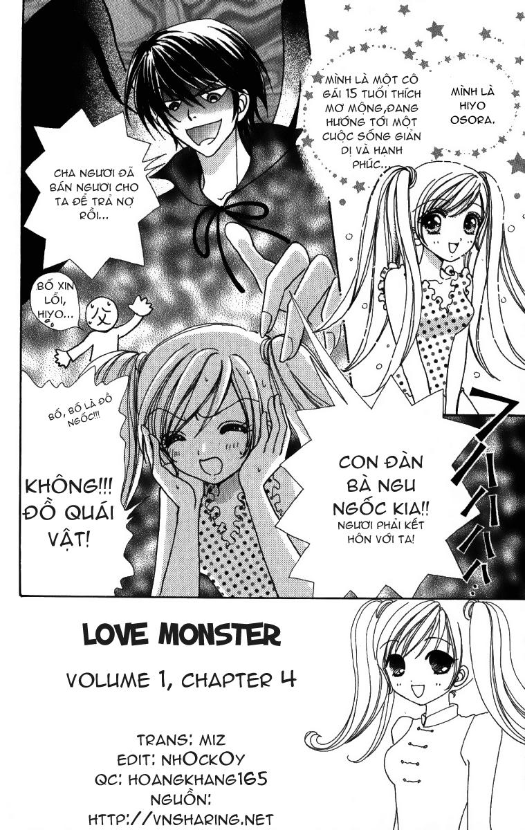 Love♥Monster chap 4 - Trang 2
