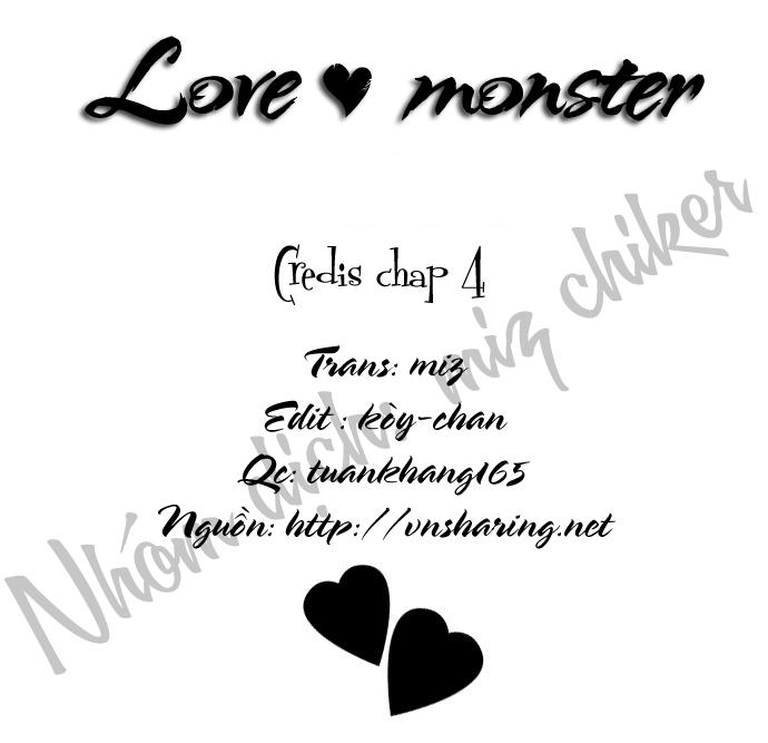 Love♥Monster chap 4 - Trang 26