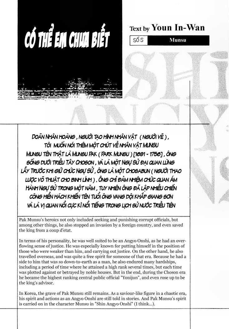 Ám Hành Ngự Sử - Chapter 7 - Pic 55