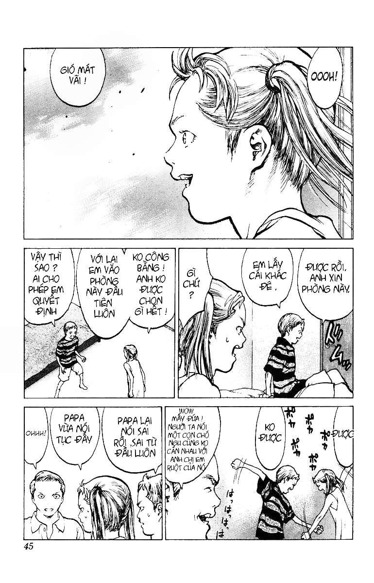 Angel Densetsu chap 66 - Trang 8