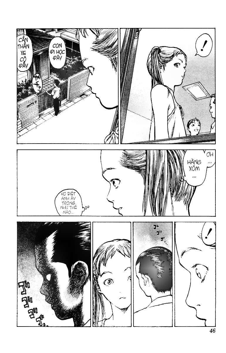 Angel Densetsu chap 66 - Trang 9