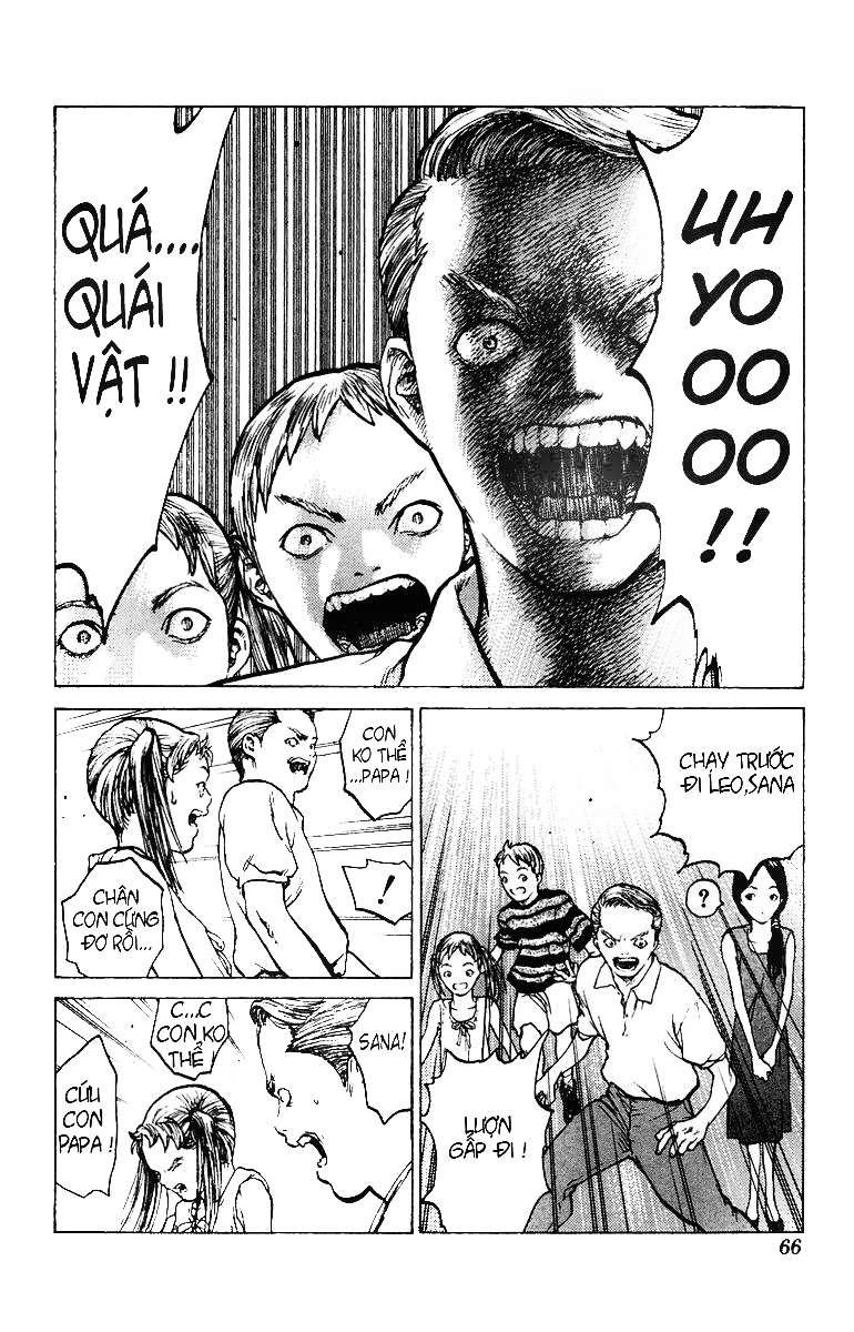 Angel Densetsu chap 66 - Trang 28
