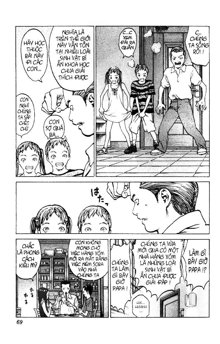 Angel Densetsu chap 66 - Trang 31