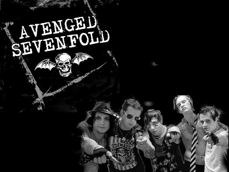 SEVENFOLDISM   WORLD  PERSONIL AVENGED SEVENFOLD