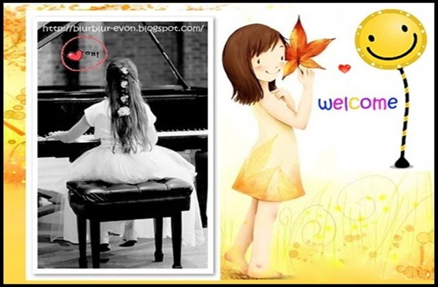 ღღ Life is like a piano ღღ