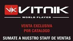 ¿Queres formar parte de Vitnik? Escribinos: vitnik747@gmail.com