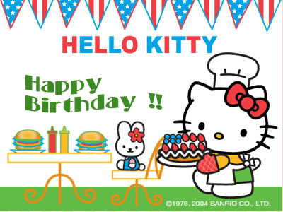 hello kitty birthday pictures. house Hello Kitty - Freed#39;s