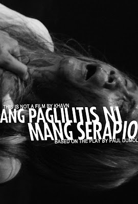 trial of mang serapio Ang paglilitis ni mang serapio is a play about a poor man named mang serapio who was accused of an irrational crime which led to his suffering throughout.