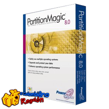 Скачать торрент Power Quest Partition Magic RUS + Crack 8.0.