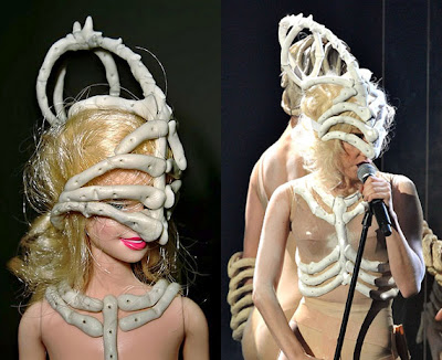 Don't you wish the Lady Gaga Barbie Dolls were on sale?