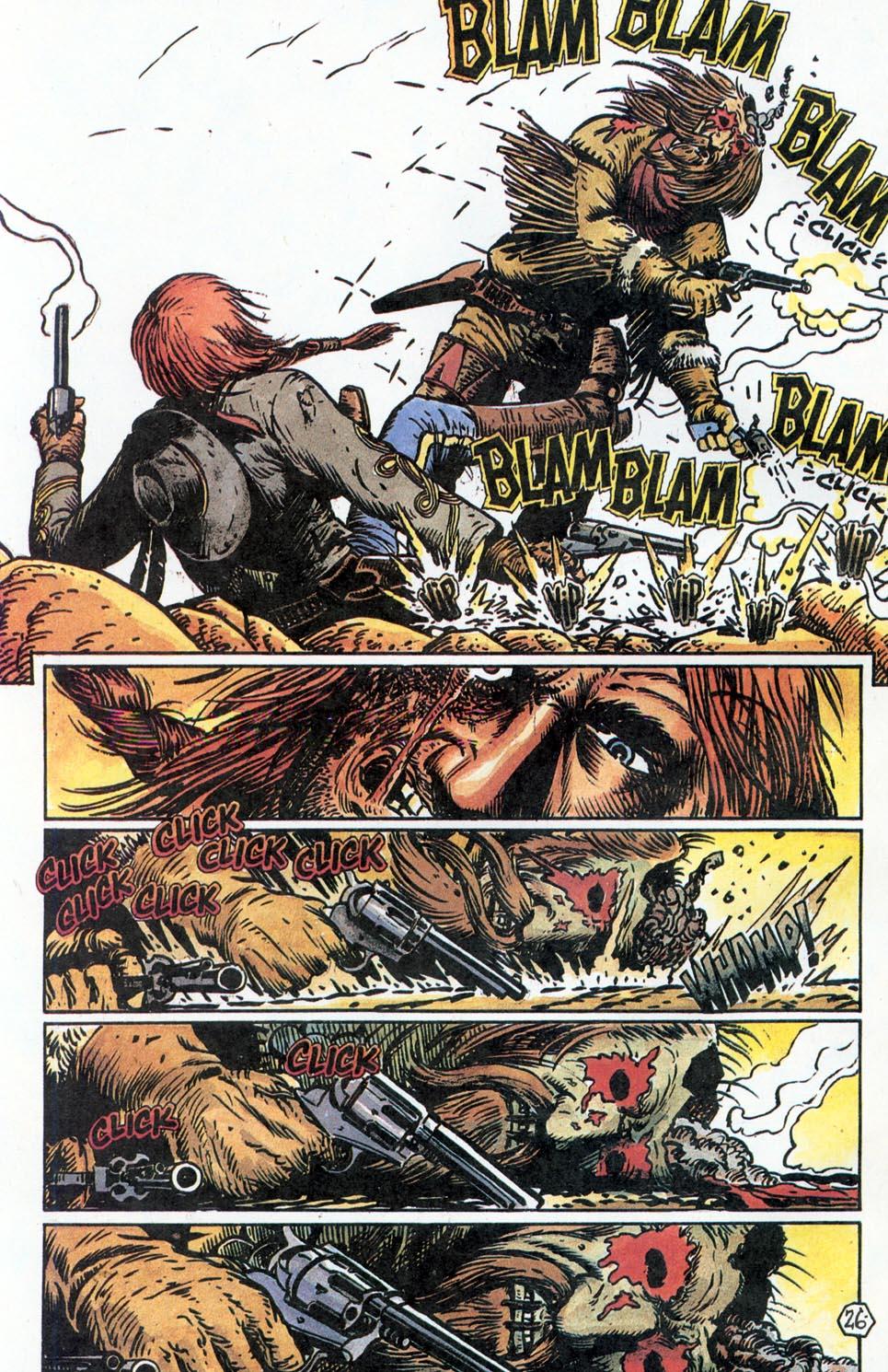 Jonah Hex: Two-Gun Mojo Issue #5 #5 - English 28