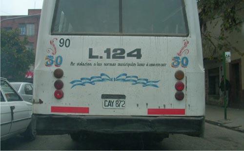 LINEA 124