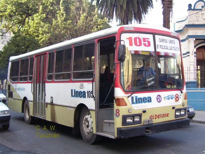 TAS U.T.E. LINEA 105