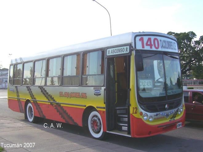 COLOMBRES S.R.L. LINEA 140
