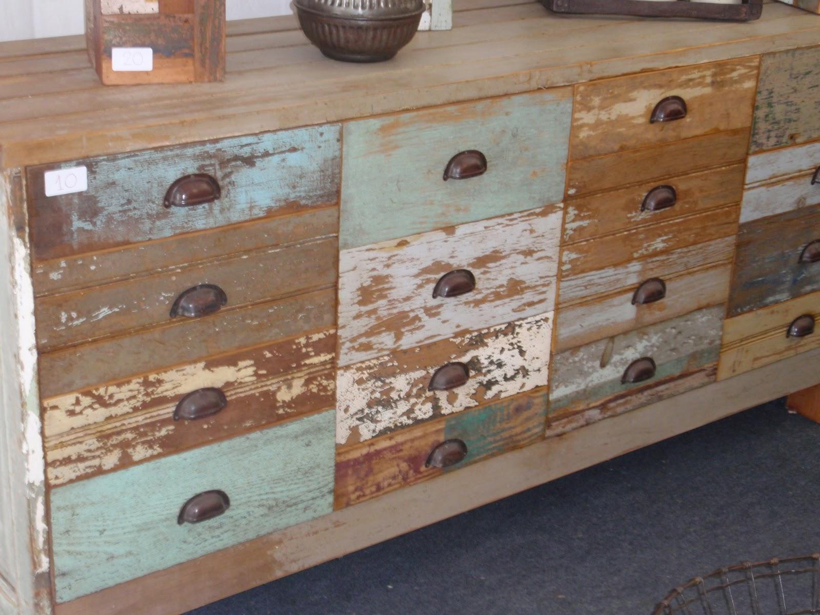 bonheur maison muebles reciclados