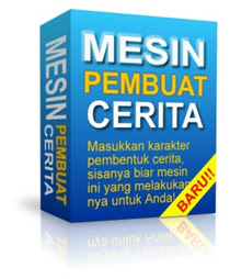 Mesin Pembuat Cerita v1.2 Rebrandable, Download Here!