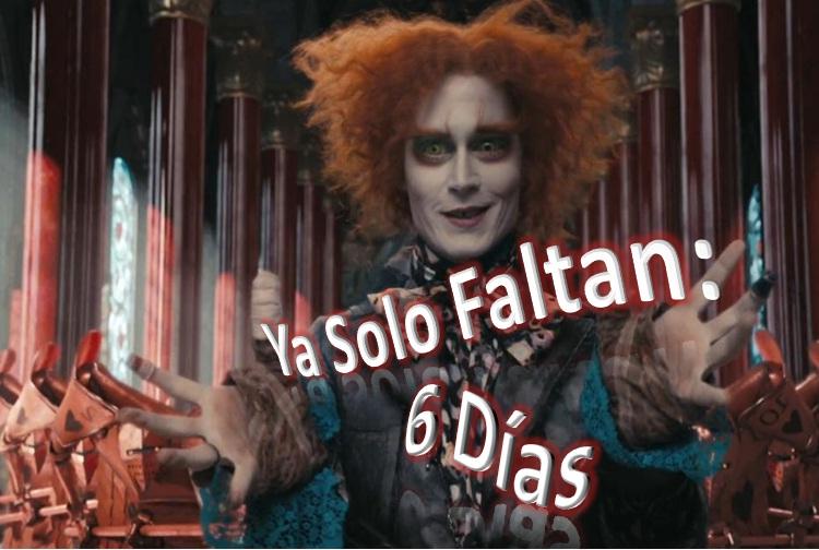 Solo Faltan 10 Dias Solo Faltan 6 Días Para
