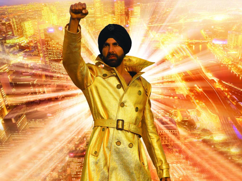 Akshay Kumar Wallpaper (Sing Is King Movie) 2