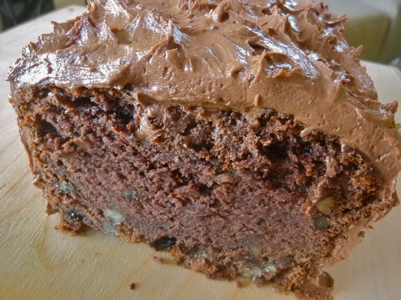 Diary of a Mad Hausfrau: Velvet Mashed Potato Chocolate Cake